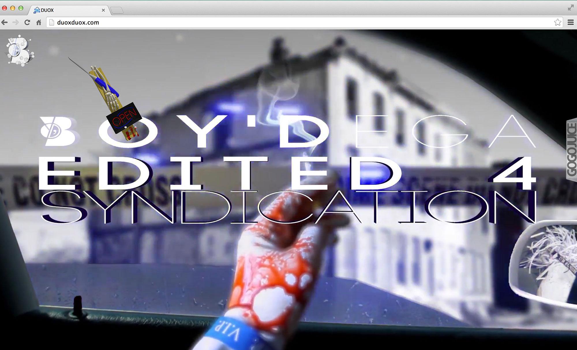 Wickerham & Lomax | BOY'Dega Season 1: Edited4Syndication